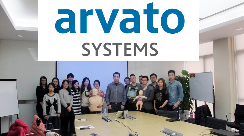 arvato systems cpr training