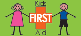 first aid training kids