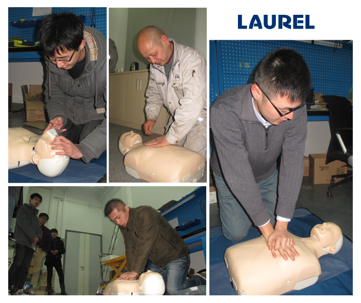 laurel firstaid training